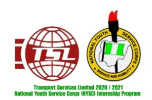 Vacancies at Transport Services Limited for 2020 / 2021 National Youth Service Corps (NYSC) Internship Program