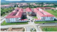 Ongoing Recruitment at ABUAD Multi-System Hospital