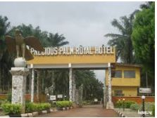 Front Office Manager at Precious Palm Royal Hotel