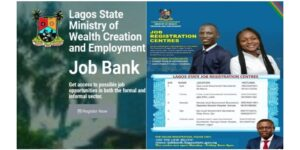 Lagos State Job Registration Centres for Underemployed Youths | Register Now